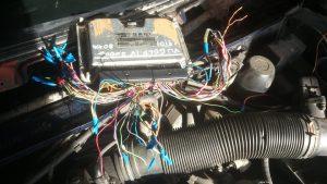 Как заменить электронный блок управления мотором