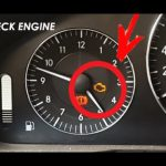 Как сбросить ошибку двигателя если горит чек