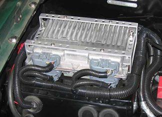 Замена блока управления двигателем
