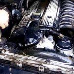 Самостоятельная мойка двигателя автомобиля нюансы и особенности