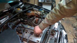 Рывки провалы дергается двигатель при резком разгоне