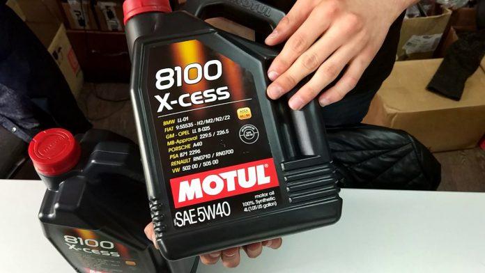 Моторное масло Motul Мотюль плюсы и минусы