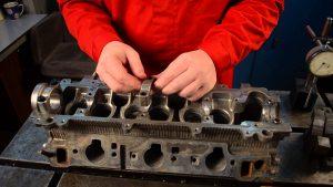 Как делать капремонт двигателя