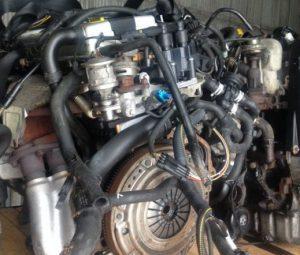 Кнтрактный двигатель из Европы