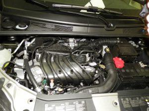 Двигатель Lada X Ray