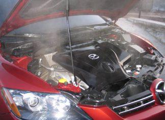 Двигатель кипит радиатор холодный причины