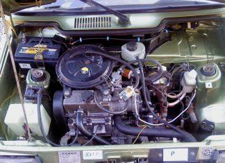 Двигатель Лада ВАЗ Ока тюнинг