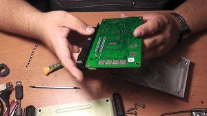 Диагностика электронного блока управления двигателем