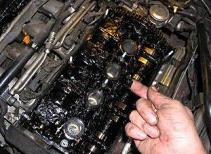 Загустело моторное масло в двигателе причины последствия
