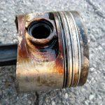 Залегли кольца в двигателе признаки причины ремонт