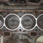 Тосол или антифриз в цилиндре причины ремонт