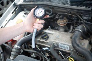 Нет компрессии в двигателе что делать