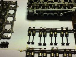 Двигатель без клпанных пружин с магнитными клапанами особенности