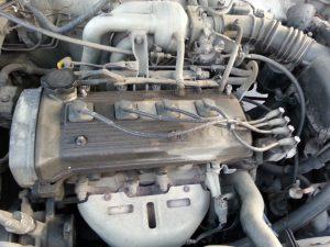 Двигатель ест масло но не дымит
