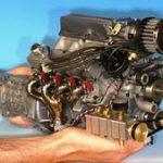 Самый маленький дизельный двигатель