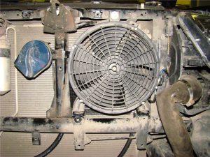 Не срабатывает вентилятор охлаждения двигателя причины диагностика