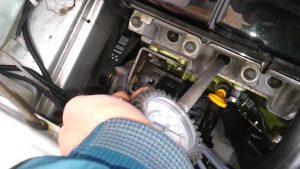 Слабая компрессия в двигателе