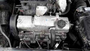 Стук в блоке цилиндров двигателя