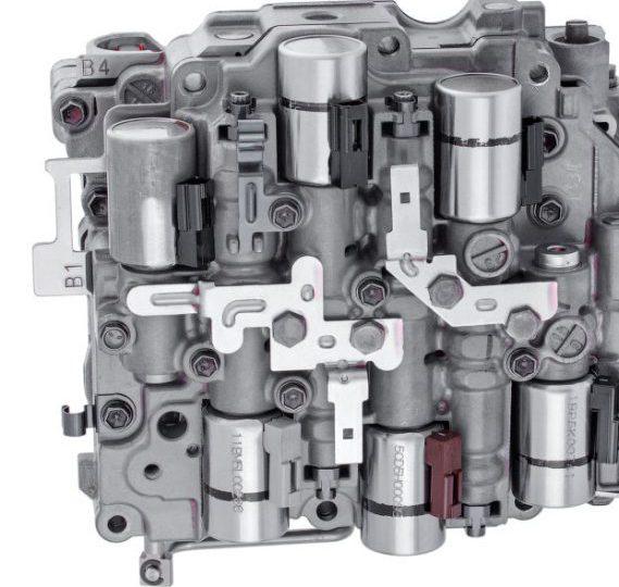 Гидроблок АКПП клапанная плита устройство принцип работы