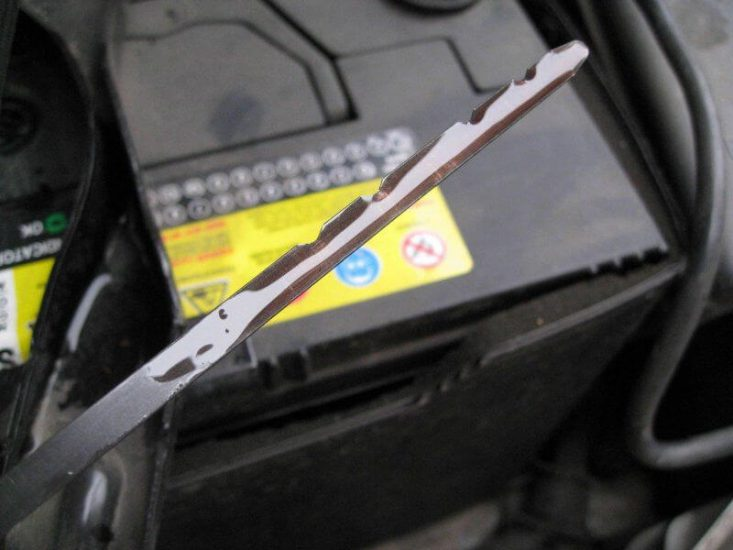 Как проверить уровень масла в автоматической коробке передач