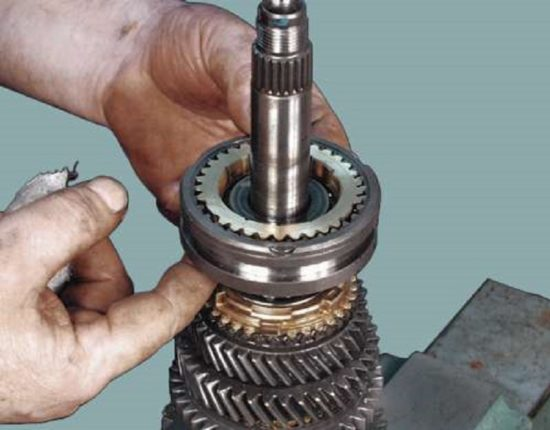 Синхронизатор коробки передач устройство принцип работы