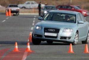 Техника вождения на автомате
