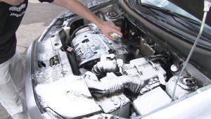 Мотор дергается после мойки