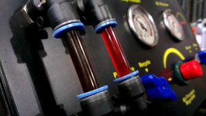 Замена масла в АКПП методом вытеснения