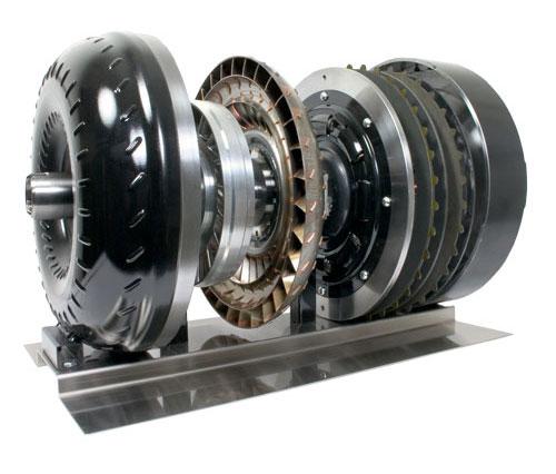 Гидротансформатор АКПП устройство принцип работы