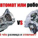 Что лучше автомат или робот вариатор выбор