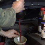 Проверка замена масла АКПП автомат