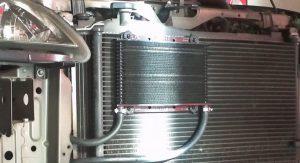 Дополнительный радиатор АКПП