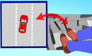 Как тормозить на машине с механической коробкой