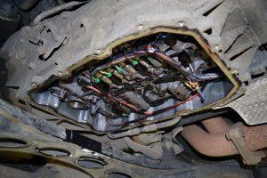 АКПП VW Touareg замена масла