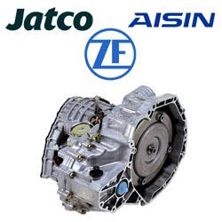Производители АКПП Jatco Aisin ZF