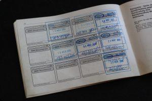 Сервисная книга автомобиль ТО