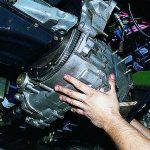 Снятие КПП как снять коробку передач