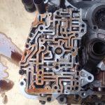 Промывка гидроблока АКПП