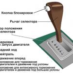 АКПП обозначения
