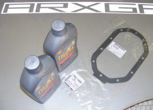 Замена масла в коробке Nexia