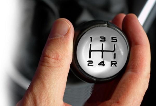 Как преключать передачи на механике МКПП