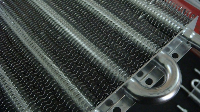 Охлаждение масла АКПП масляный радиатор маслоохладитель коробки автомат маслокулер АКПП