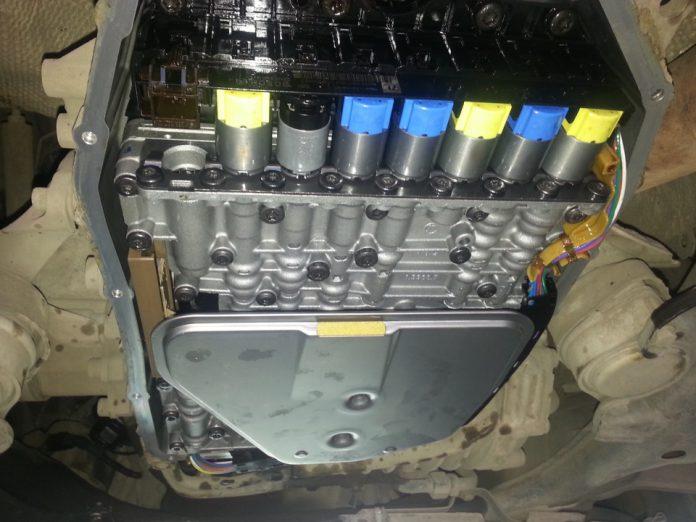 Соленоиды АКПП проверка замена ремонт