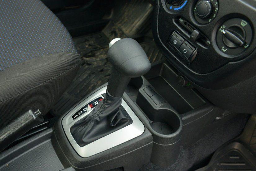 Российские авто с АКПП