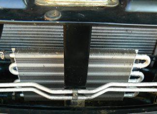 Радиатор АКПП устройство установка
