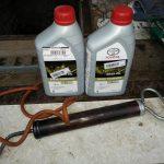 Как залить масло в коробку МКПП и АКПП