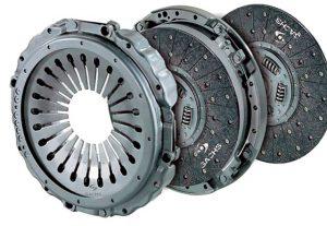 Нажимной диск сцепления и принцип работы сцепления автомобиля