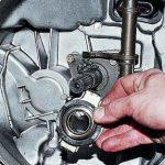 Диагностика механической коробки передач МКПП