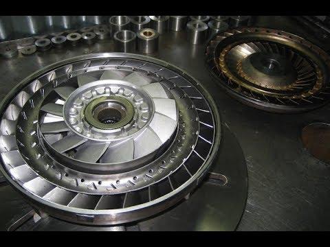 Как снять гидротрансформатор АКПП