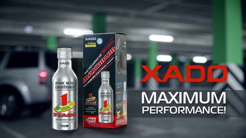 Трансмиссионные масла и присадки XADO в КПП